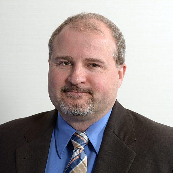 Headshot of Marc Dombrowski