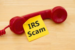 IRS Scam Phone