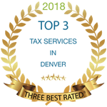 Certification as Three Best Rated Tax Services